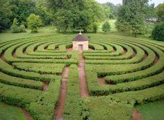 : : labyrinth : :   Labyrinth:  New Harmony #Labyrinth, Indiana, USA.