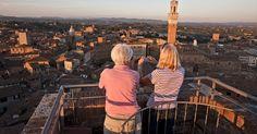 Torre del Mangia em Siena #viajar #viagem #itália #italy