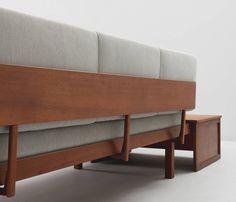 Well Designed Danish Living Room Set in Teak image 5