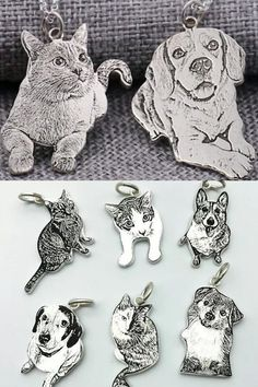 Keep close our little friends all the time ? You will not miss this pet photo necklace.Create you lovely pets photo and back engraving now. Pet Memorial Jewelry, Photo Engraving, First Love, My Love, Engraved Necklace, Pet Memorials, Customized Gifts, Anniversary Gifts, Snoopy
