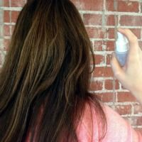 DIY Hair Conditioning Spray