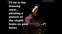 A very potter musical. One of my most favorite lines. :)