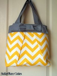 make your own tote!