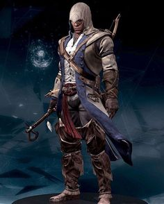 Assasing Creed, All Assassin's Creed, Connor Kenway, Rogues, Batman, Superhero, Awesome Things, Games, Fictional Characters