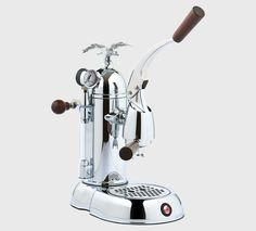 Lever Machines : La Pavoni Cappuccino Machine, Espresso Machine, Coffee Maker, Kitchen Appliances, Espresso Coffee Machine, Coffee Maker Machine, Diy Kitchen Appliances, Coffeemaker, Home Appliances