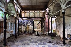 Hafodunos Hall, an abandoned mansion in Wales - Strangeandabandoned places.com 20140701-220523-79523044.jpg