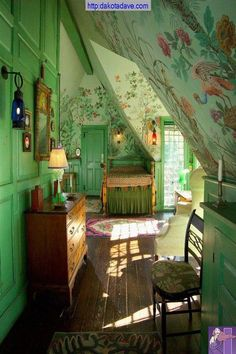 Can't even say how much I love this room! From Historic New England, Beauport, the Sleeper-McCann House, built in Hiding Places, Aesthetic Rooms, Cozy Aesthetic, Contemporary Home Decor, Interior Exterior, Dream Rooms, My New Room, Home Decor Styles, Home Design