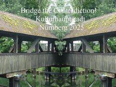 'Bridge the Contradiction! Nürnberg 2025 LXXXIII' von Martin Blättner bei artflakes.com als Poster oder Kunstdruck $15.77