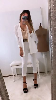 Stylish Work Outfits, Business Casual Outfits, Office Outfits, Classy Outfits, Chic Outfits, Fashion Outfits, Hijab Fashion, Spring Outfits, Womens Fashion