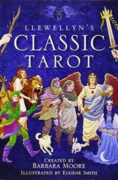 Llewellyn's Classic Tarot de Llewellyn http://www.amazon.fr/dp/0738736082/ref=cm_sw_r_pi_dp_XqWywb0ZBW6RB