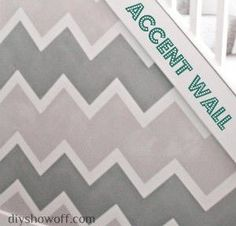 Painting a Funky Entryway wall design using FrogTape Hall Painting, Paint Chevron, Diy Shows, Accent Wall Bedroom, Accent Walls, Entryway Wall, Paint Designs, Home Improvement Projects, Wall Design
