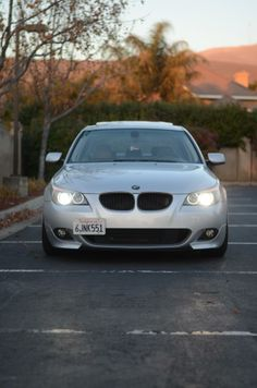 FS: 2004 BMW 545i Dropped on Vossen CV2s & D2 Coilovers - StanceWorks
