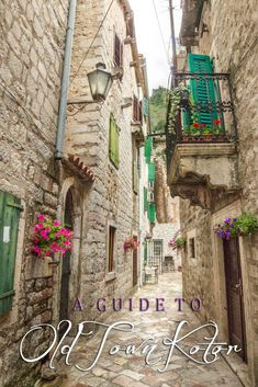 Kotor Old Town Travel Guide // Photos + What to Do & Where to Stay •