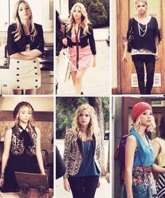 Pretty Little Liars Hanna, Pretty Little Liars Outfits, Pretty Little Liers, Pll Outfits, Tv Show Outfits, Cute Outfits, Fashion Outfits, Hanna Marin, Hanna Pll