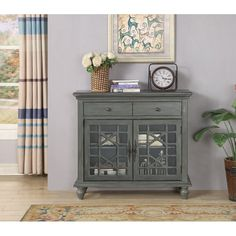 youu0027ll love the jean 2 drawer 2 door cabinet at wayfair great deals