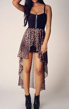 ooohhh my goshh.. want this! I adore cheetah print