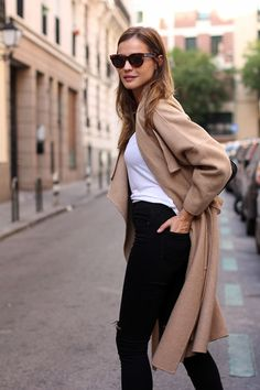 cashmere camel coat
