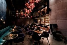 Inside #ATL #Himitsu, the World's Most Exclusive# Bar Himitsu is located at 3050 Peachtree Road NW in Atlanta, Georgia.