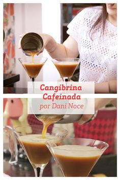 Um drink perfeito para os amantes do café, por Dani Noce.