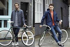 H&M for Brick Lane Bikes Spring/Summer 2013 Men's Lookbook | FashionBeans.com