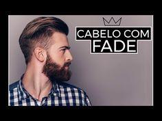 30 cortes de cabelo masculino com fade/degradê para se inspirar - El Hombre