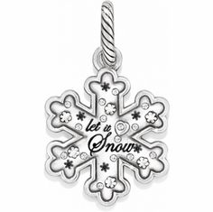 Snowflake Charm available at #BrightonCollectibles $20