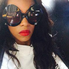 June Ambrose Launches Sunglasses Line