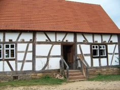 Homes: 1700s German farm. #genealogy #architecture