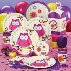 I wish I still had birthday parties or maybe a little girl. :)