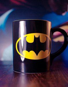 batman mug!