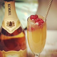 Korbel #cocktail