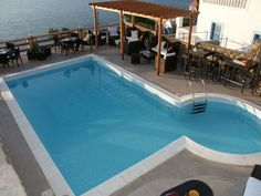 """Kalymnos Village"" Studios - Swimming pool"