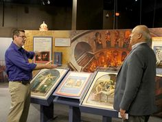'Sacred Journeys' at Children's Museum opens doors of faith to world religions