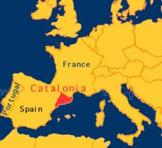 کاتولونیا کجاست؟