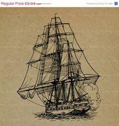 Segelschiff, Schiff, Meer, Boot   Malen/Zeichnen in 2019 ...