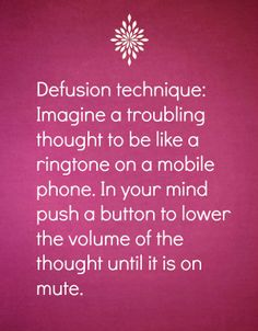 LOVE THESE....Relaxation tip no. 12