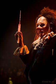 28 Idee Su Circo De Los Horrores The Dreamers Horror Vintage Macabro