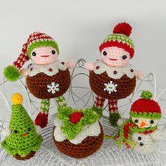 Amigurumi Navidad En Crochet - Tejido para Noche buena - YouTube | 236x236