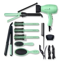 Harry Josh Pro Tools Lock, Stock and Barrel kit) A complete collection of Har . Harry Josh Pro Tools Lock, Stock and Barrel kit) A complete collection of Harry Josh's professional hair Natural Hair Care, Natural Hair Styles, Hair Kit, Hair Supplies, Hair Styler, Hair Tools, Hair Styling Tools, Beauty Supply, Hair Brush