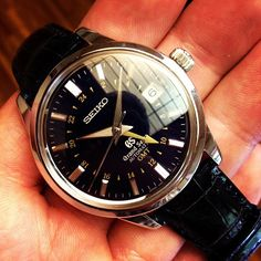 Gorgeous limited edition GMT from Grand... | HODINKEE