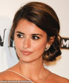 wedding hairstyles low bun | Celebrity Wedding Hairstyles - Long - Wedding Hairstyles - Zimbio