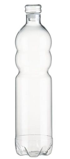 High/Low: Glass Water Bottles