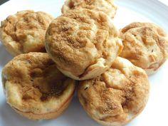 Apple cinnamon greek yogurt muffins - Drizzle Me Skinny!Drizzle Me Skinny!