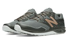 TRX shoes - New Balance Zero, Grey with Mocha