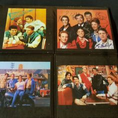 A Happy Days Drink Coaster Set a new addition to our TV & Movie Coaster Series.