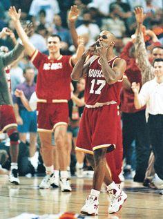 "Mario Elie's ""Kiss of Death"" Rockets Basketball, Nike Basketball Shorts, Basketball Floor, Basketball Games, Kiss Of Death, Houston Rockets, Jordan, Tennis, Sports"