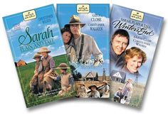 This series of Hallmark movies are my favorite. Oh to harken to times where life was hard but the rewards were so great.