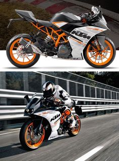 2017 KTM RC390 And KTM RC200 Brochures Leaked Ahead of Launch