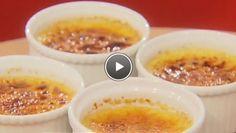 Crème brûlée - recept | 24Kitchen Gisteren uit eten geweest en als dessert crème brûlèe: erg lekker en toch maar eens proberen om het zelf te maken.