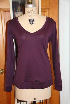 Pattern Review – Sewaholic Renfrew Top | Gorgeous Fabrics' Blog